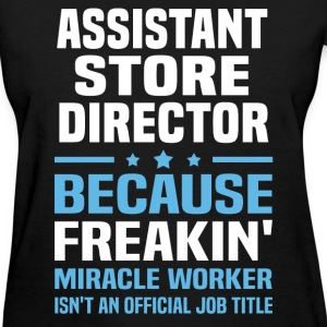 Assistant Store Director - Women's T-Shirt