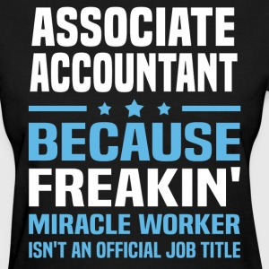 Associate Accountant - Women's T-Shirt