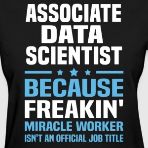 Associate Data Scientist - Women's T-Shirt
