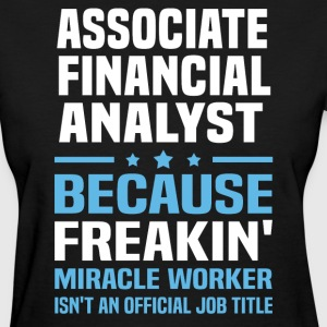 Associate Financial Analyst - Women's T-Shirt