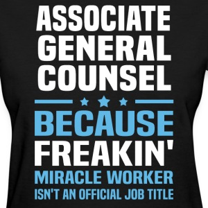 Associate General Counsel - Women's T-Shirt