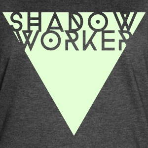 Shadow Worker  Logo T-Shirts - Women's Vintage Sport T-Shirt