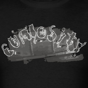 Curiosity - Men's T-Shirt