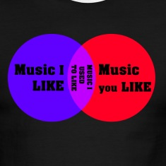 Music I like Music you like T-Shirts