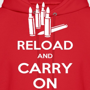 Reload and Carry On Hoodies - Men's Hoodie