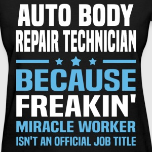 Auto Body Repair Technician - Women's T-Shirt