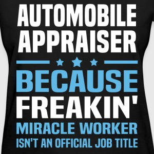 Automobile Appraiser - Women's T-Shirt
