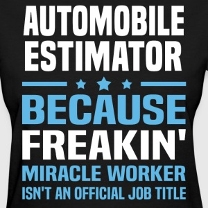 Automobile Estimator - Women's T-Shirt