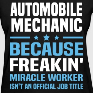 Automobile Mechanic - Women's T-Shirt