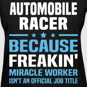 Automobile Racer - Women's T-Shirt