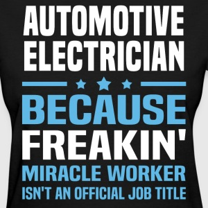 Automotive Electrician - Women's T-Shirt