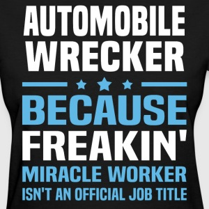 Automobile Wrecker - Women's T-Shirt