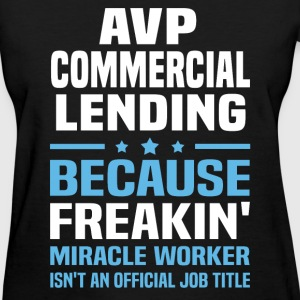 AVP Commercial Lending - Women's T-Shirt