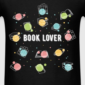 Nerd - Book lover - Men's T-Shirt