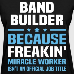 Band Builder - Women's T-Shirt