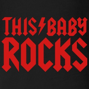 This baby rocks Baby Bodysuits - Short Sleeve Baby Bodysuit