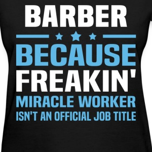 Barber - Women's T-Shirt