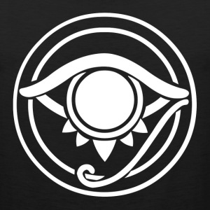 All Seeing Eye Horus Egypt Ancient Myth Sportswear - Men's Premium Tank