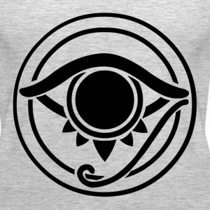 All Seeing Eye Horus Egypt Ancient Myth Tanks - Women's Premium Tank Top
