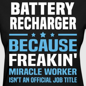 Battery Recharger - Women's T-Shirt