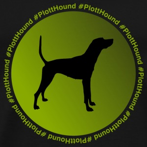 Plott Hound - Men's Premium T-Shirt
