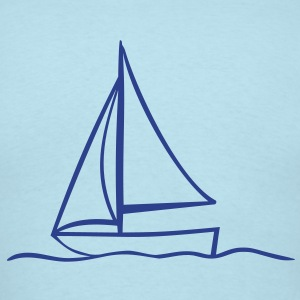 Boat T-Shirts - Men's T-Shirt