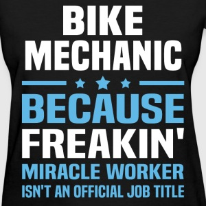 Bike Mechanic - Women's T-Shirt