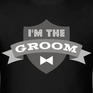 Banner Groom T-Shirts - Men's T-Shirt