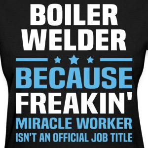 Boiler Welder - Women's T-Shirt