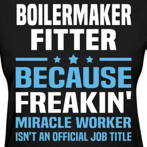 Boilermaker Fitter - Women's T-Shirt