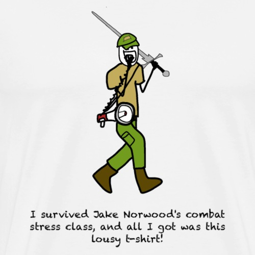 Combat Stress Survivor