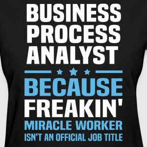 Business Process Analyst - Women's T-Shirt