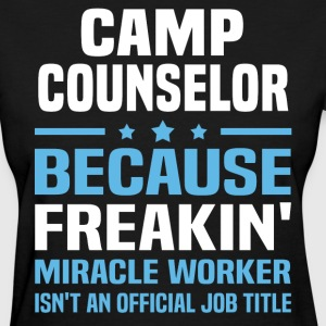 Camp Counselor - Women's T-Shirt