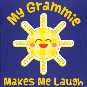 Grammie Grandma Gift Fun Baby & Toddler Shirts - Toddler Premium T-Shirt