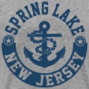 Spring Lake New Jersey T-Shirts - Men's Premium T-Shirt