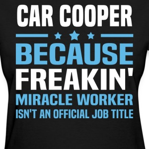 Car Cooper - Women's T-Shirt