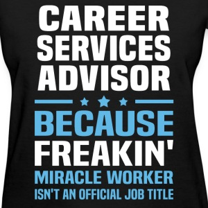 Career Services Advisor - Women's T-Shirt