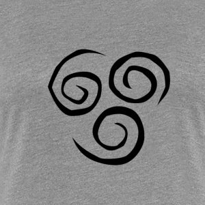 Air Symbol - Women's Premium T-Shirt