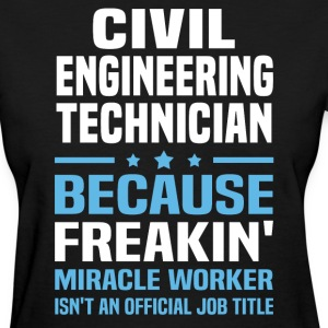 Civil Engineering Technician - Women's T-Shirt