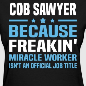 Cob Sawyer - Women's T-Shirt