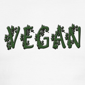 VEGAN - Men's Ringer T-Shirt