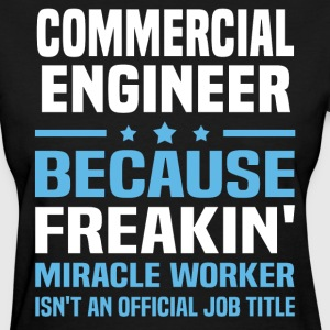 Commercial Engineer - Women's T-Shirt