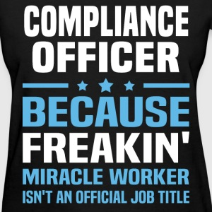 Compliance Officer - Women's T-Shirt