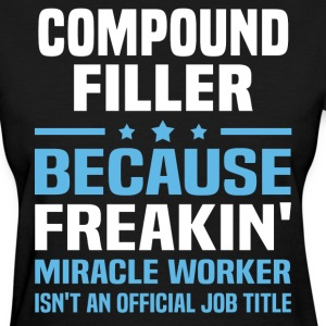 Compound Filler - Women's T-Shirt