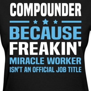 Compounder - Women's T-Shirt