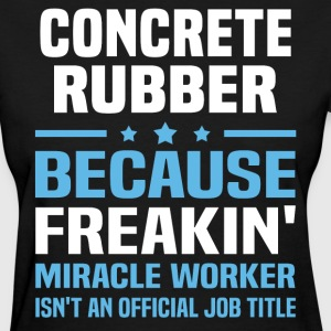 Concrete Rubber - Women's T-Shirt