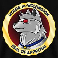 Design ~ Wolfie McWolfington Seal of Approval Men's