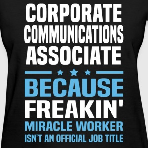 Corporate Communications Associate - Women's T-Shirt