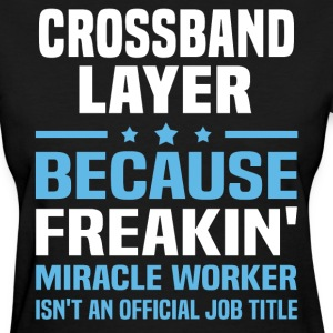 Crossband Layer - Women's T-Shirt