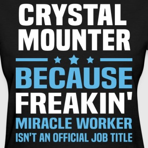Crystal Mounter - Women's T-Shirt